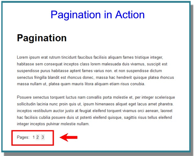 pagination-in-action
