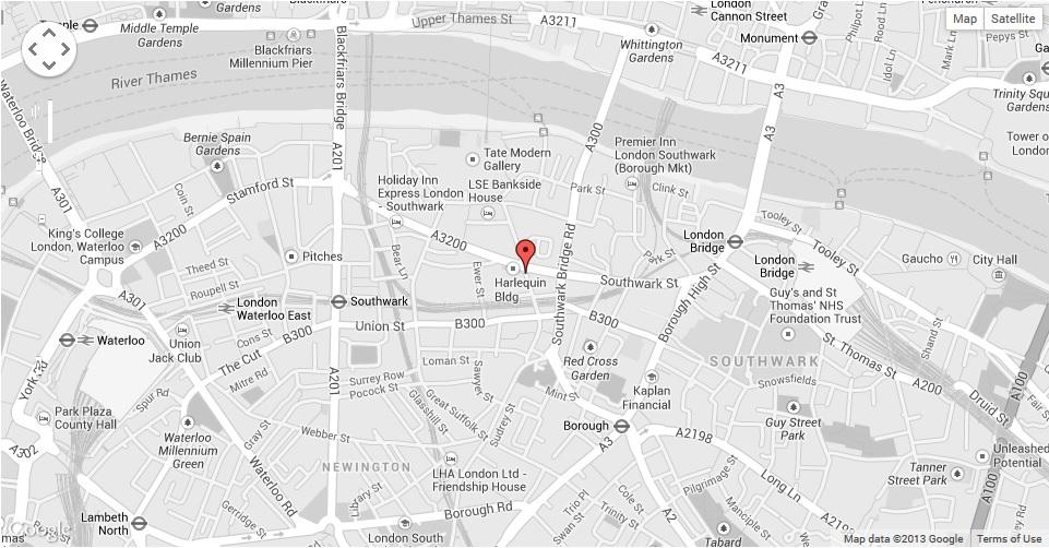 Google Map Waterloo