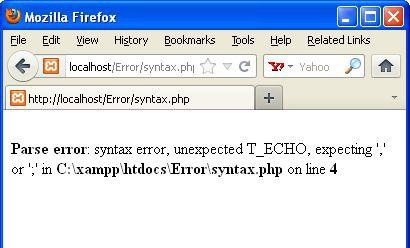 parse-error